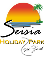 Seisia Holiday Park logo